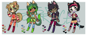 . AUCTION   CLSD . by Vulx-Adoptables