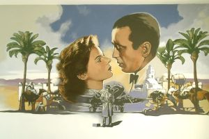 Casablanca mural finished by spoof-or-not-spoof