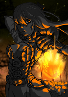 Torches(Game) - Demon Hunter by rosa89n20