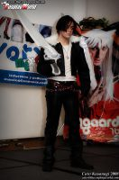 Squall cosplay by manolo-kun