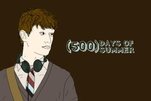 500 Days of Summer Wallpaper 1 by harajukumatt
