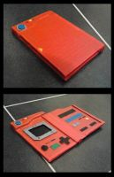 Custom Pokedex Model by Tommassey250