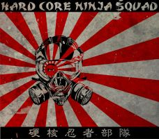 Hard Core Ninja Squad by ElPino0921
