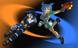 Jet Force Gemini by Toughset