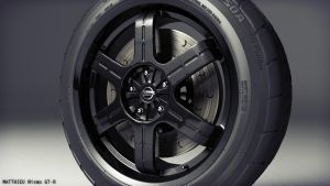 Nissan rim by Galy3