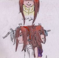 Shaman King- I got your back by KawaiiNeko-chan12