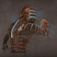 Dead Space by ChozoRuins