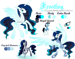 Frostling Ref by WolfsKnight
