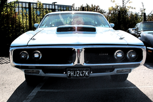 Dodge painted by bmhelman