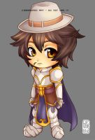 RO Lord Knight Chibi by Starke-Haz
