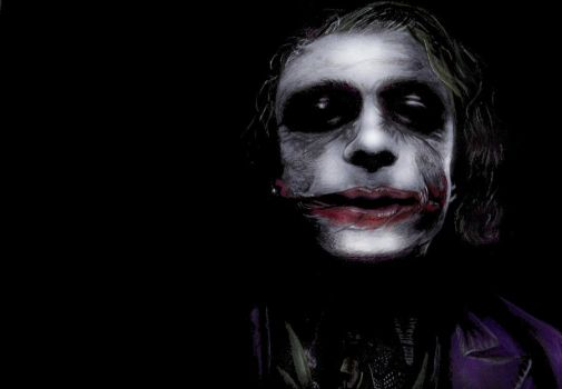 Why so serious? by lrguy