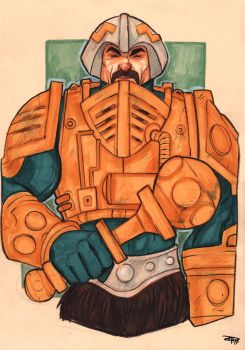 Man-At-Arms by DenisM79