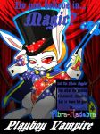 Playboy Vampire - Abra-Kadabra - Cover by PlayboyVampire