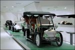 Vintage Car Museum Stand by schaten