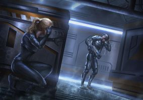 Psionic - Esma's Escape by JohnathanChong