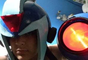 Closer-Megaman X Cosplay by TheNin10dork