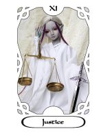 XI - Justice BJD Card by karla-chan