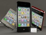 Iphone 4 by SaikOGoth