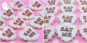 Eat Me Brooch By Moon Bunny by CuteMoonbunny
