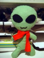 Alien Winter by Angie-Lucena