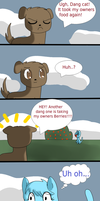 Legend Of Love And Blue Page 8 by StrawberryKittySwirl