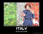 Italy Demotivational by Yusacream