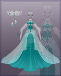 [Close]  Adoptable Outfit Auction 18 by LifStrange