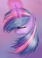 Twilight Sparkle by rosiewright