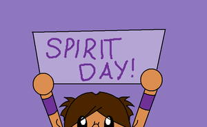 Spirit Day by Im-not-short-grl