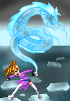 scales of auqa by NinjaKitten22