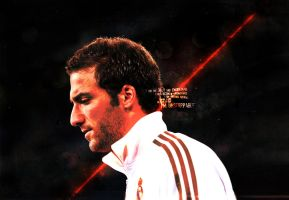 HIGUAIN TRIBUTE by danielebetter