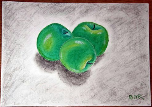 Apples by Dimitris24sta23