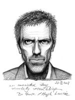 Not quite Dr. House by NitroFieja