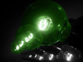Green lights by Ruby288