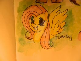FLUTTERSHAY!!!!! by moossypandacat