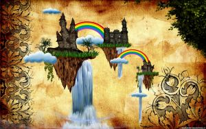 castles and rainbows by neurokratos