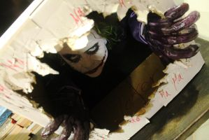joker come out from box by mokruki
