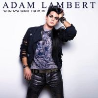 Adam Lambert - Whataya Want by Denjo-Reloaded