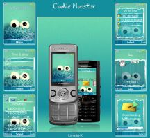 Cookie Monster Theme by Limette-X
