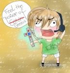 Feel the power of PewDie 8D by Sesemonda