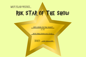 RBK Star of the Show - Snow in the Night by TheChiefofTime