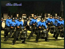 Blue Devils Drum Break 2007 by sevnated