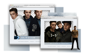 Pack Png 789// Brooklyn Beckham by ExoticPngs