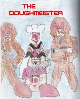 The Doughmeister by Luke-the-F0x