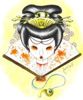 Geisha by BettieBoner