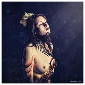 Lila bodypaint 07 by Zone-studio