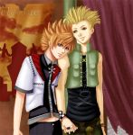 -KH2- The Usual Spot by GawainesAngel