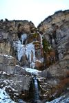 Falls on Ice by Delta406