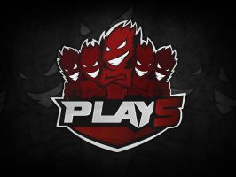 Logo PLAY5 by Dinozef