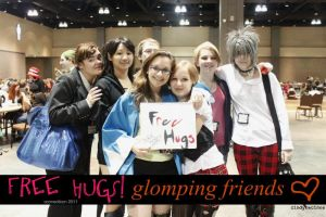 Glomping Group by SimplyCindy214